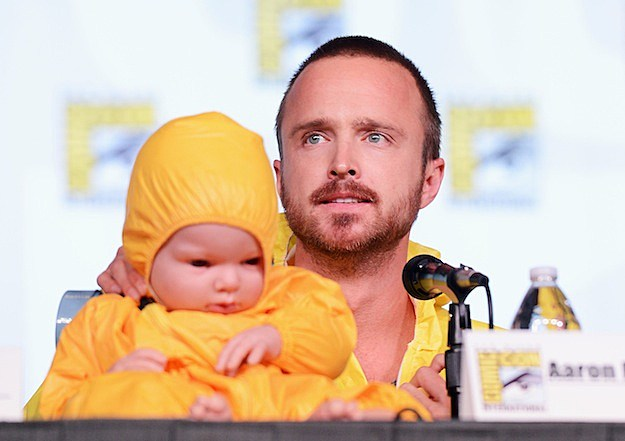 "AMC's ""Breaking Bad"" Panel - Comic-Con International 2012"