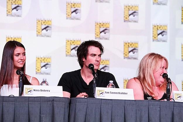 """The Vampire Diaries"" Screening - Comic-Con International 2012"
