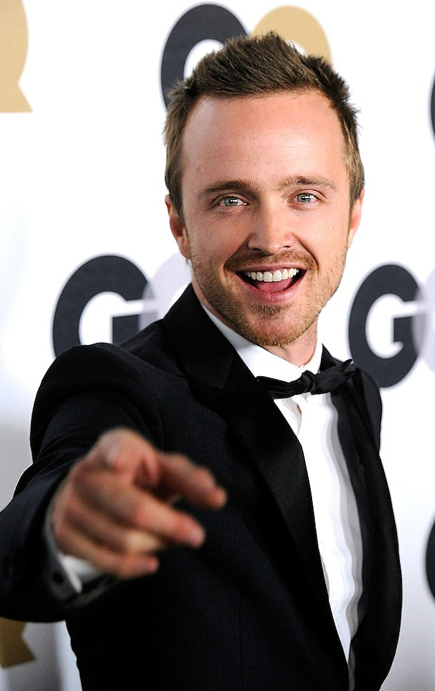 Aaron Paul at GQ