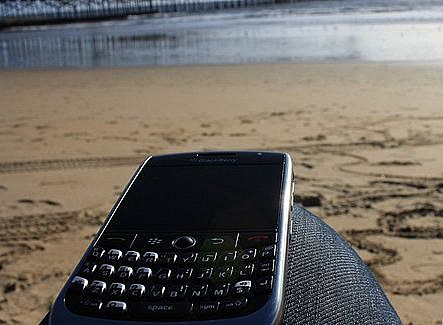 Blackberry beach