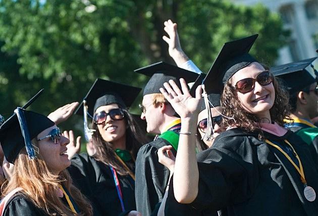 College graduation cost