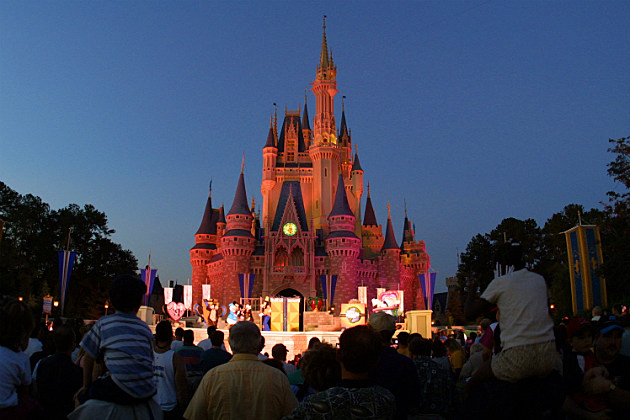 Dozens Fall Ill at Walt Disney World