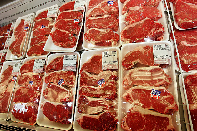 Drought Causes the Price of Beef to Rise