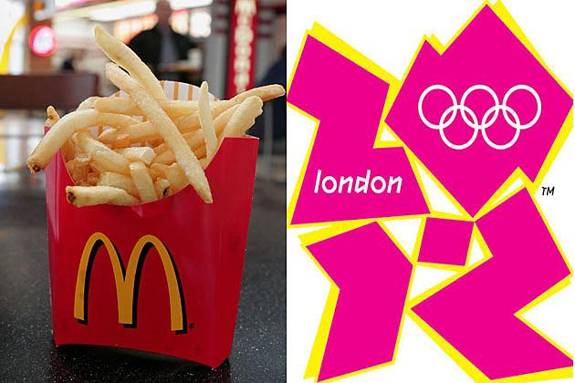 McDonald's, London 2012
