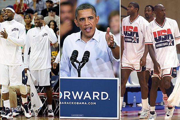 Olympic Team Comparison