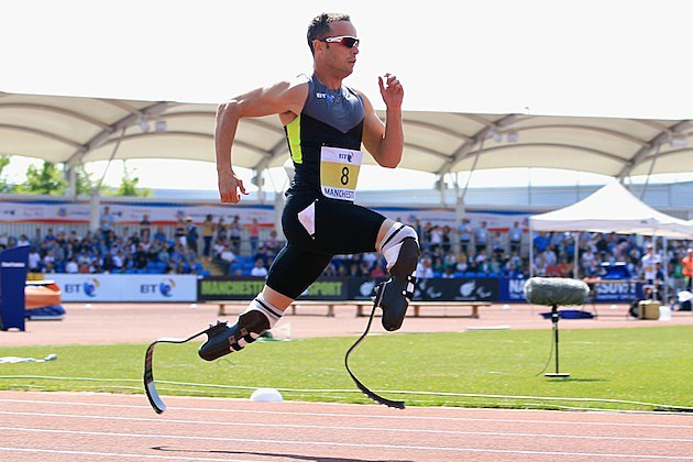 Oscar Pistorius featured