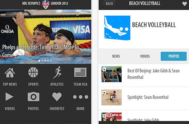 NBC Olympics App