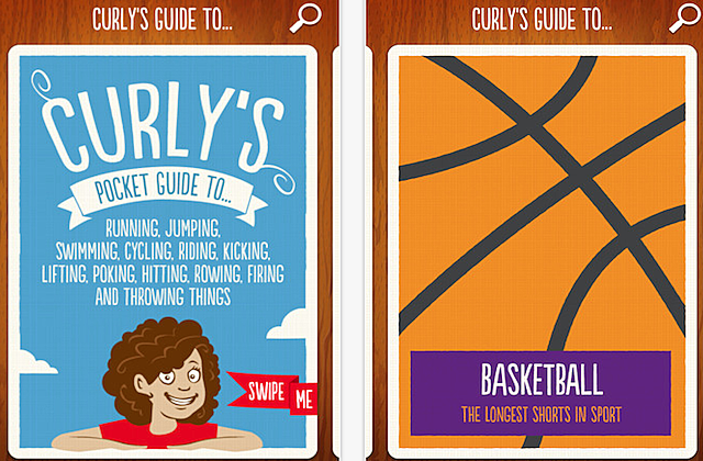 Curly's Pocket Guide to Sports