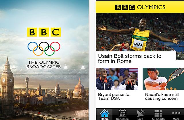 BBC Olympics App