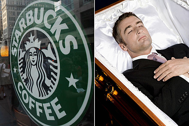 Starbucks, Coffin