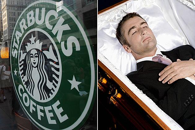 Starbucks, Coffin