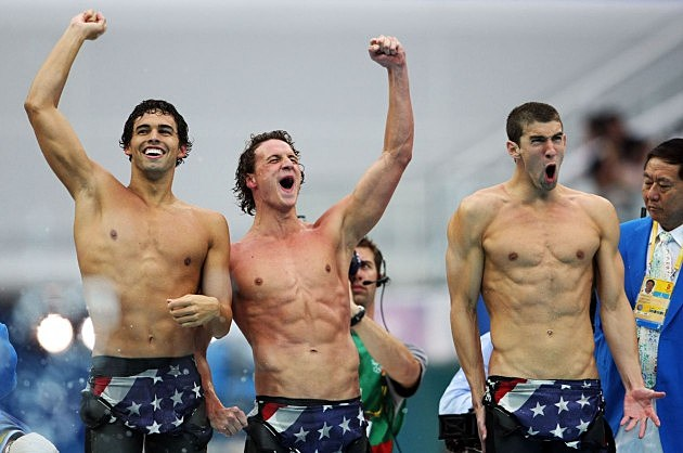 USA Swimmers