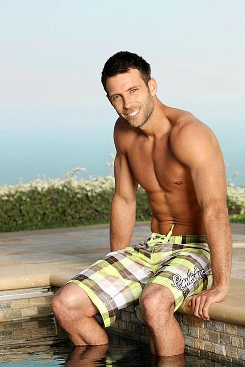 'Bachelor Pad's' Graham Bunn shirtless