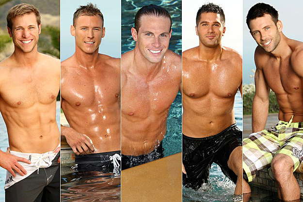 'Bachelor Pad' hunks