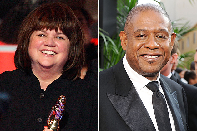 Linda Ronstadt, Forest Whitaker
