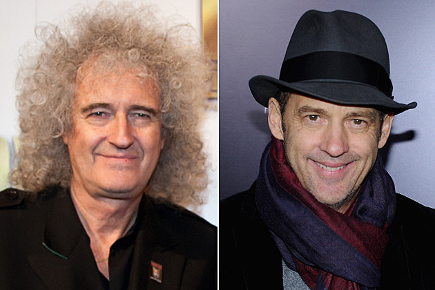 Brian May, Anthony Edwards