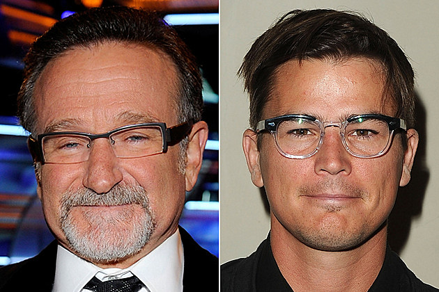 Robin Williams, Josh Hartnett