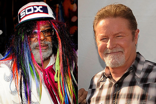 George Clinton, Don Henley