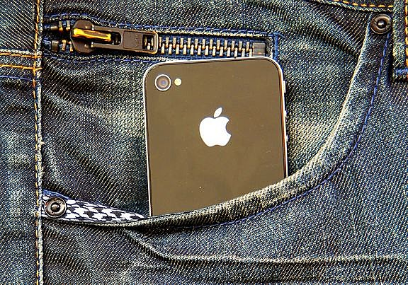 Phone in pocket