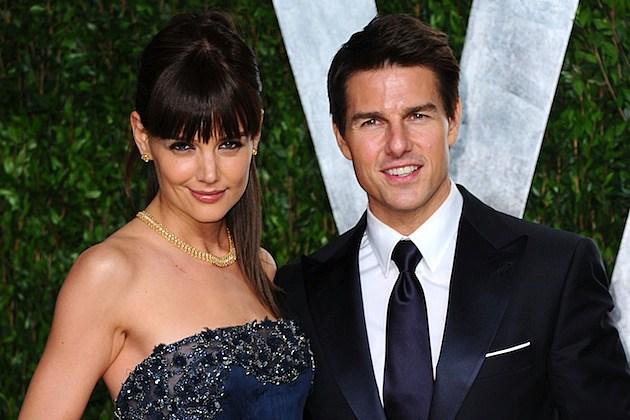 2012 Vanity Fair Oscar Party Hosted By Graydon Carter - Arrivals tom cruise katie holmes