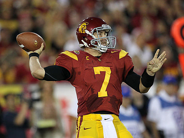 Matt Barkley enters the season as the Heisman favorite.