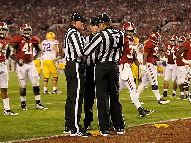 Referees