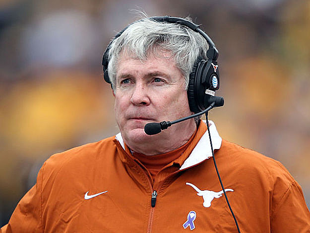 As the memories of the 2005 national title get more distant, the pressure on Mack Brown continues to rise.