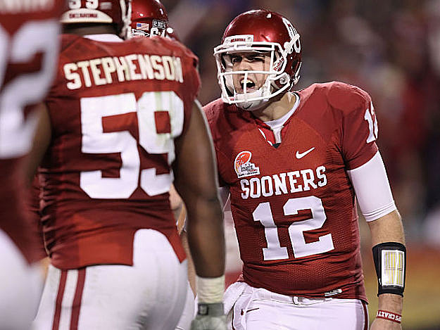 Landry Jones and the Sooners enter the season as a Top Five team. But can they stay there?