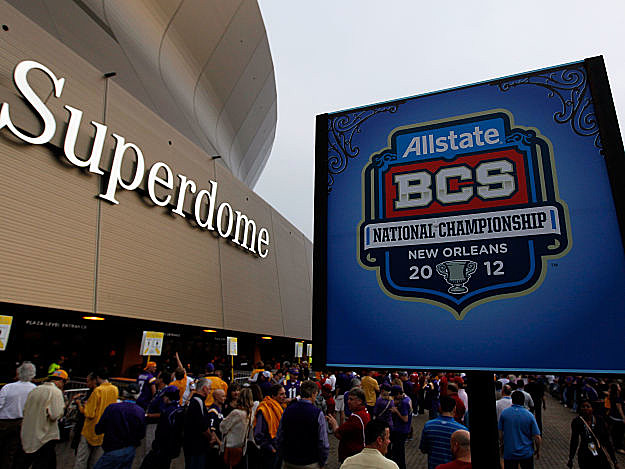 In two years, the BCS as we know it will be just a memory.
