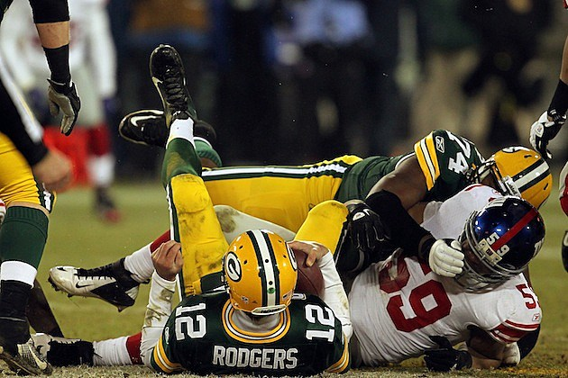 Rodgers sacked