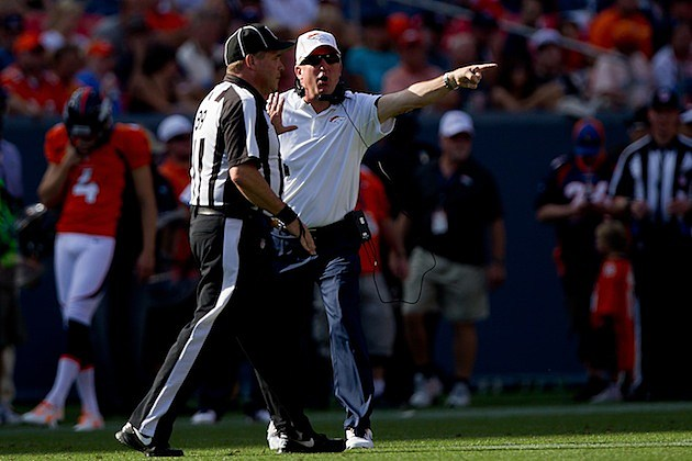 Replacement Officials