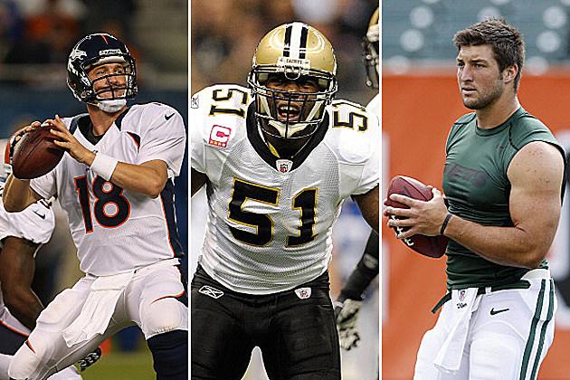 Top 5 Storylines of the 2012 NFL Preseason