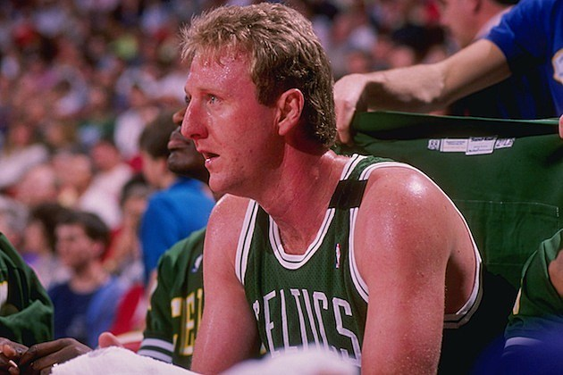 Larry Bird Retires
