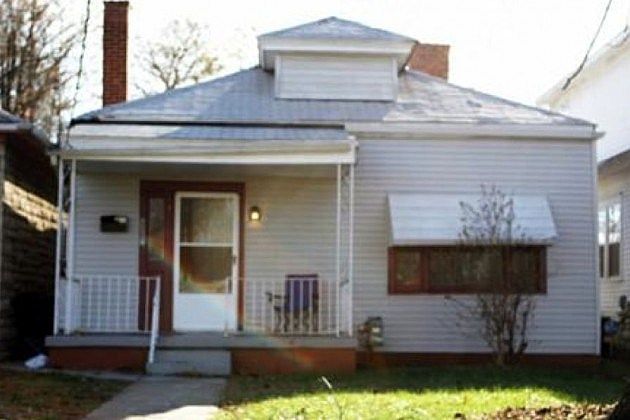 Muhammad Ali's childhood home