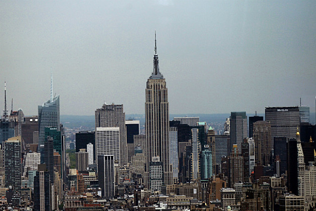 Gunman Shoots Multiple People Near Empire State Building