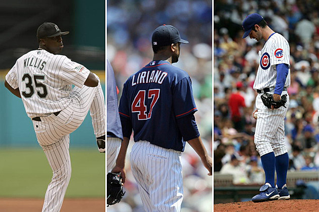 5 Pitching Phenoms Who Overdid It