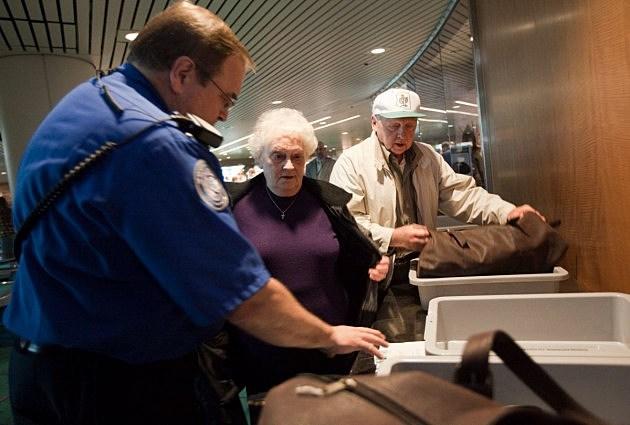 TSA screening
