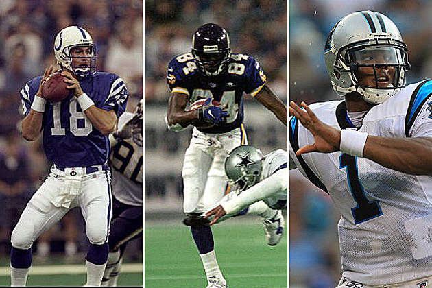 Top 5 Breakout NFL Rookie Seasons