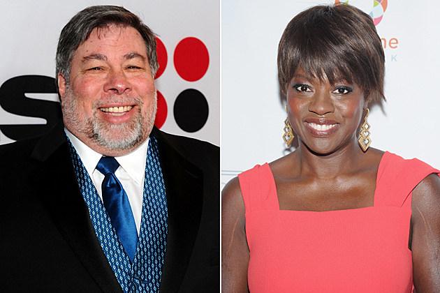 Steve Wozniak, Viola Davis