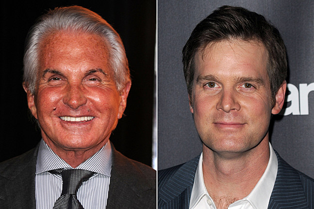 George Hamilton, Peter Krause