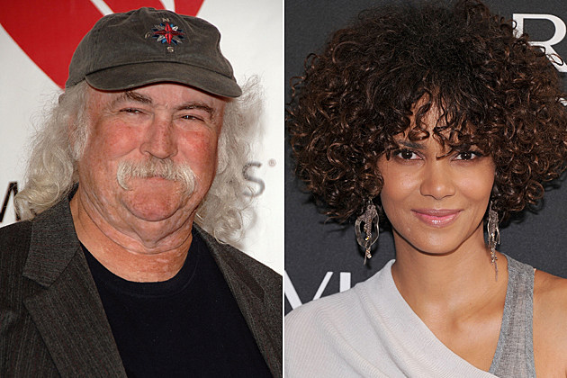David Crosby, Halle Berry