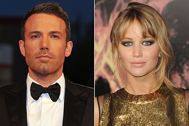Ben Affleck, Jennifer Lawrence