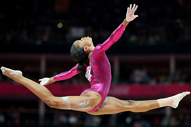 US Gymnast Gabby Douglas Makes History Winning Olympic ...