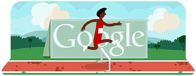 The Hurdles Google Doodle
