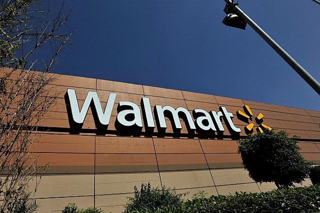 Wal-Mart storefront