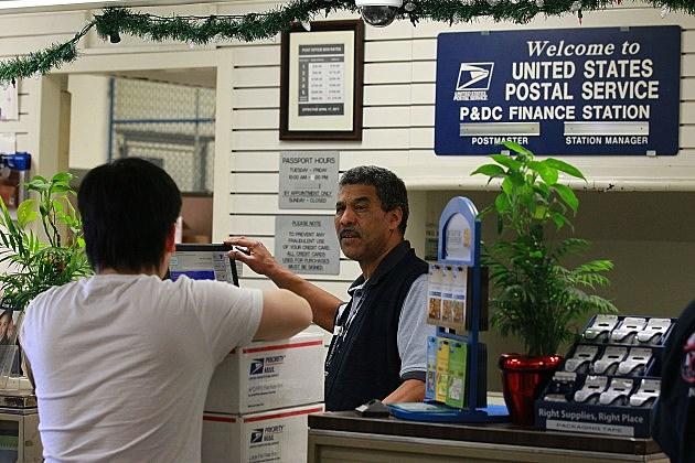 postal employee
