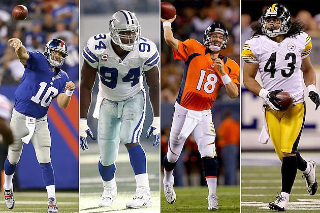 NFL 2012 Week 1
