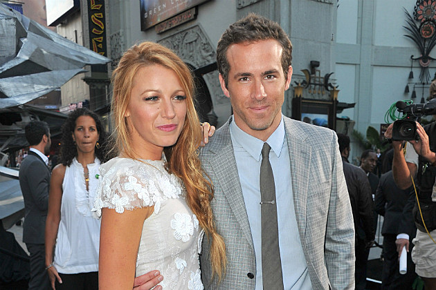 Ryan Reynolds and Blake Lively Get Married