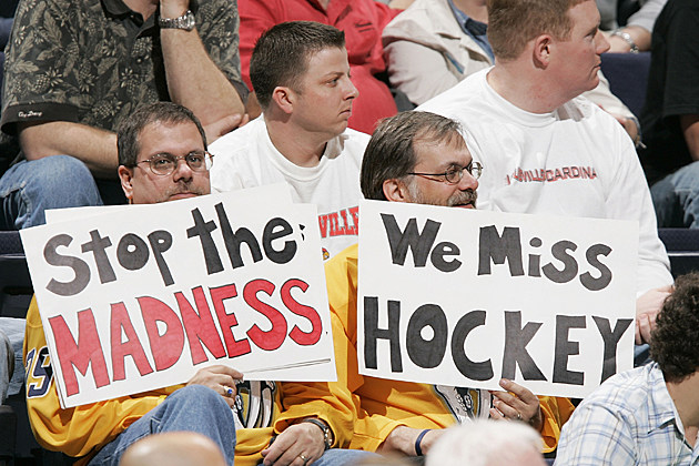 Hockey lockout