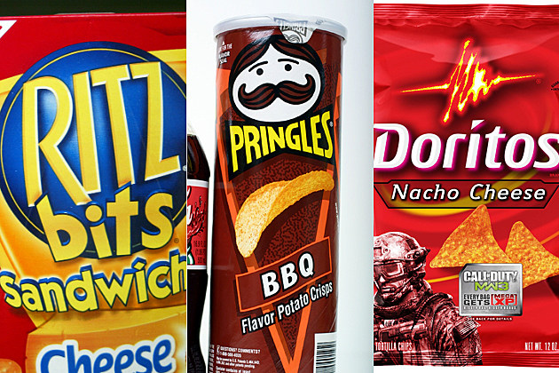 America's favorite snacks